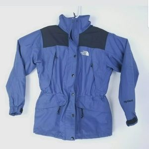 The North Face Womens Small Petite Jacket Hyvent